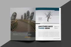 Experiment Indesign Template Product Image 8