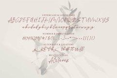 Web Font Mellani - Beauty Signature Font Product Image 4