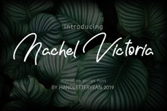 Nachel Victoria Product Image 1