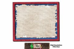 July 4th Dye Sublimation Patriotic Design PNG Bundle Product Image 5