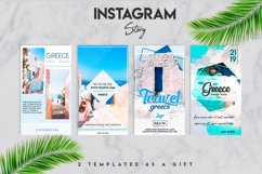 Social Media instagram travel template Product Image 4