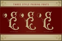 NS Emnhericans Vintage Pairing Fonts Product Image 6