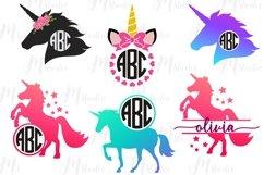 Unicorn svg bundle , unicorn Bundle, Best Seller. Product Image 5