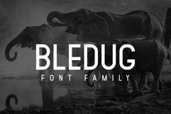 Bledug Font Family Product Image 1