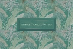 Vintage tropical pattern Product Image 4