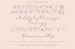 Syarilla - Handwritten Font Product Image 4