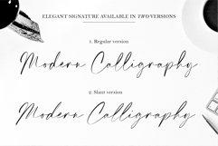 Elegant Signature Product Image 2