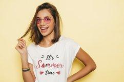 Sublimation design It's Summer Time PNG/JPG instant download Product Image 2