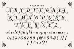 Rhonde - Modern Classic Font Product Image 5
