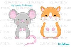 Pets Clipart, Pet Shop Clip Art, Puppy, Kitten, Goldfish PNG Product Image 2