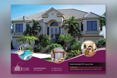 Real Estate EDDM Postcard Template Product Image 5