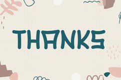 Comic Brown - Quirky Display Font Product Image 6