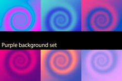 Purple background set Product Image 1
