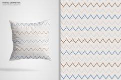 Pastel Geometric Seamless Patterns Product Image 6