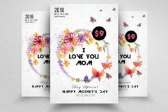 Happy Mothers Day Flyer Product Image 1