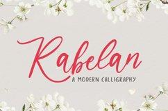 Rabelan Script Product Image 1