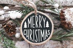 Christmas Ornament Bundle - Christmas SVG Bundle Product Image 2