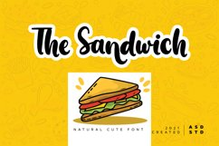 The Sandwich Product Image 1