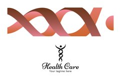 Health Care - Abstract Medical Caduceus Symbol Product Image 3