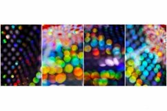 20 Sequin Bokeh Shiny Dots and Spots Background Photographs Product Image 5