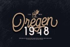 Hesland Vintage Script Font Product Image 2