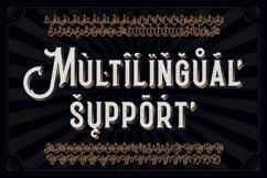 Black Queen font & bonus graphics Product Image 4