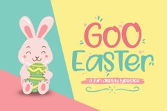 Goo Easter Font Product Image 1