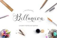 Billaneiva Typeface Product Image 1