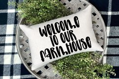 Magnolia Garden - A Quirky Handlettered Font Product Image 4