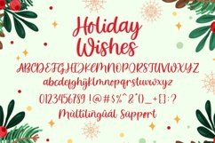 Holiday Wishes Product Image 3