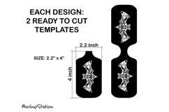 Fall Hand Sanitizer Holder Sublimation Designs Bundle PNG Product Image 3