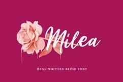 Milea - Hand Brush Script Product Image 1