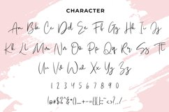 Asmira Signature Script Font Product Image 5