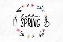 Growing Garden Handwritten Font Trio Product Image 4