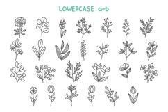 Botani - Floral Dingbats Product Image 3