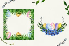 Watercolor set for Easter Product Image 9