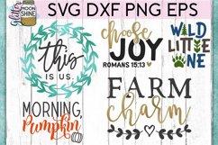 Huge Sign Making Bundle #3 SVG DXF PNG EPS Cutting Files Product Image 5