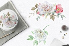 15OFF. Watercolor Floral Collection Product Image 5