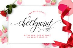 Checkpoint Script Product Image 1