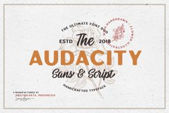 Audacity - Font Duo EXTRAS Product Image 1