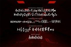 Mabesh - Modern Brush Script Font Product Image 3
