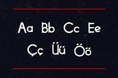 Korra Typeface Product Image 5