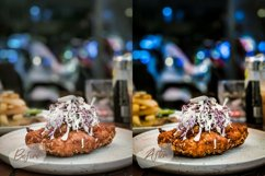 8 Photoshop Actions, ACR and LUT Presets Food blog Product Image 1