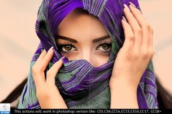Vector Painting Photoshop Action v3 Product Image 4