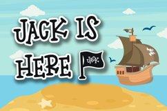 Pirate Jack Webfont - Unique Costume Theme & Display Font Product Image 3