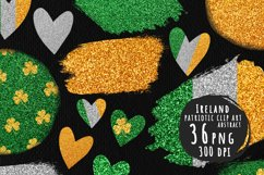 St.Patrick's Day pack. Part2 Sublimation backgrounds Product Image 1