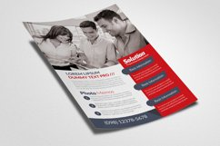 Business Insurance Agency Flyer Product Image 3
