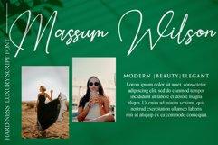 Hardiness -Luxury Script Product Image 4