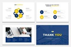 Biznieza - Company Profile Powerpoint Template Product Image 3