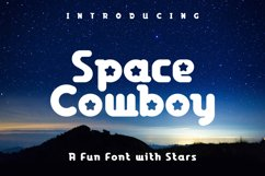 Space Cowboy Product Image 1
